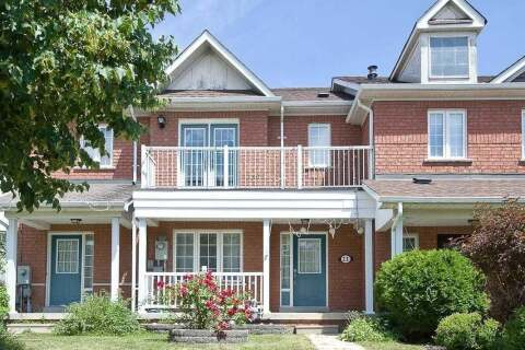 Townhouse for sale at 11 Piera Gdns Markham Ontario - MLS: N4825023