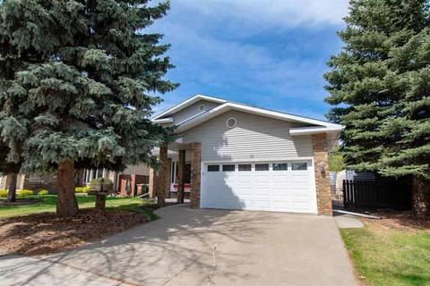 House for sale at 11 Pineridge Cres St. Albert Alberta - MLS: E4157888