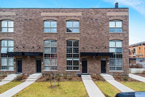 Townhouse for sale at 11 Powerhouse St Toronto Ontario - MLS: W4424530