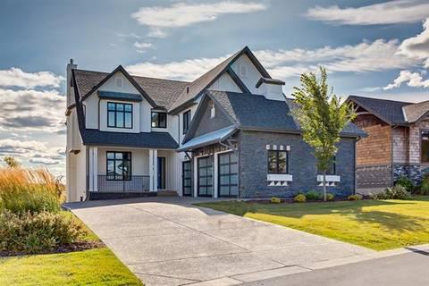 House for sale at 11 Prairie Smoke Ri Rural Rocky View County Alberta - MLS: C4201439