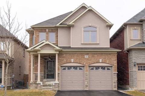 House for sale at 11 Promenade Dr Whitby Ontario - MLS: E4415586