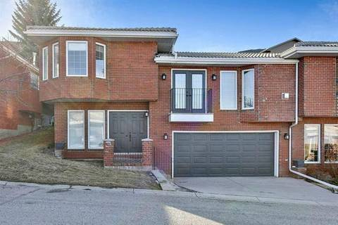 Townhouse for sale at 11 Prominence Path Southwest Calgary Alberta - MLS: C4292903