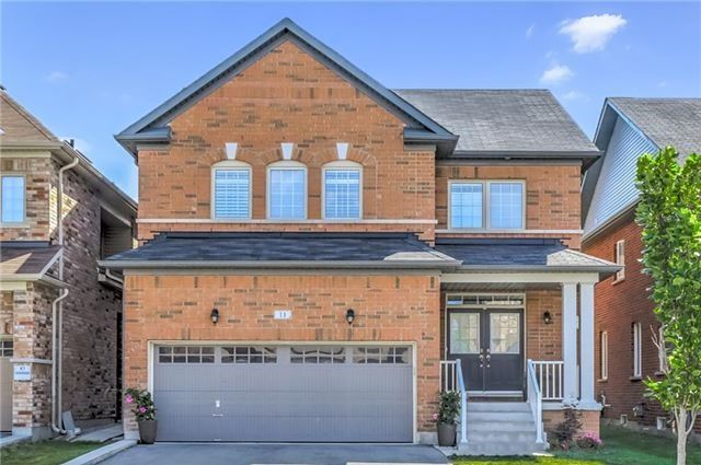 Sold: 11 Pulpwood Crescent, Richmond Hill, ON