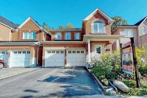 House for sale at 11 Quietbrook Cres Toronto Ontario - MLS: E4896284