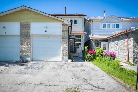 Townhouse for sale at 11 Rakewood Cres Toronto Ontario - MLS: E4494610