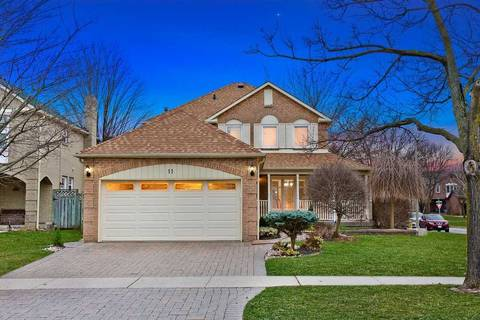 House for sale at 11 Ravencroft Rd Ajax Ontario - MLS: E4726464