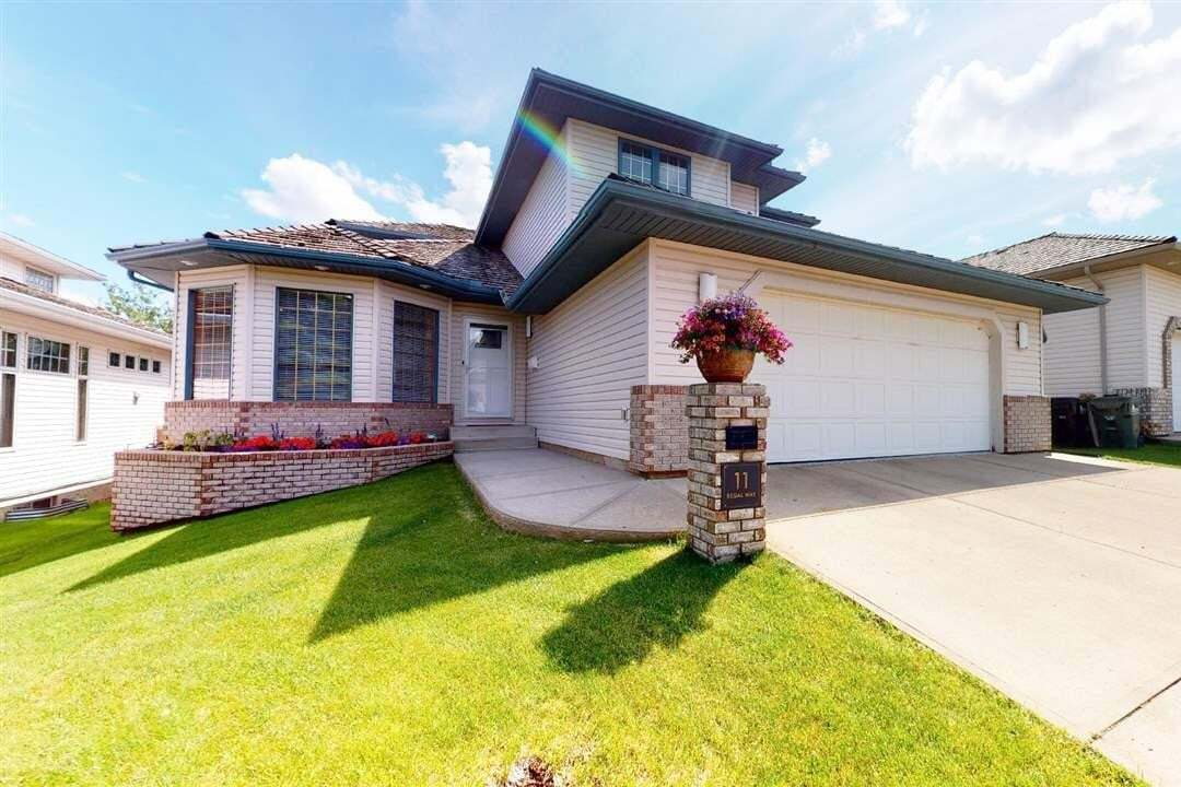 House for sale at 11 Regal Wy Sherwood Park Alberta - MLS: E4205970