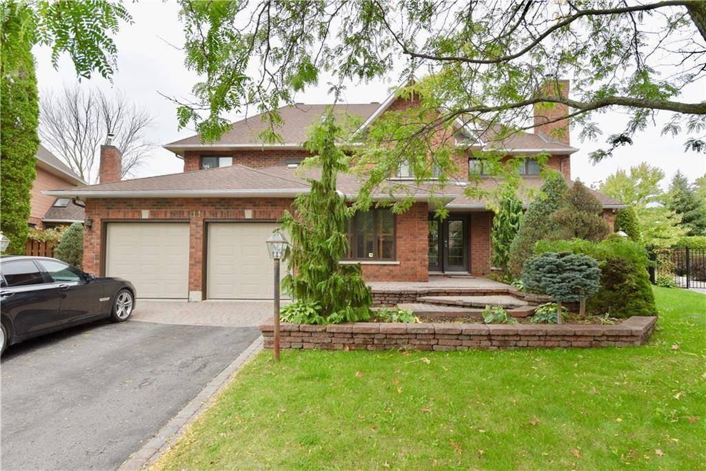 House for sale at 11 Reubens Ct Ottawa Ontario - MLS: 1172178