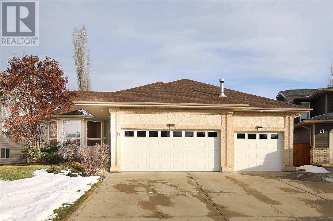 House for sale at 11 Revie Cs Red Deer Alberta - MLS: ca0184051