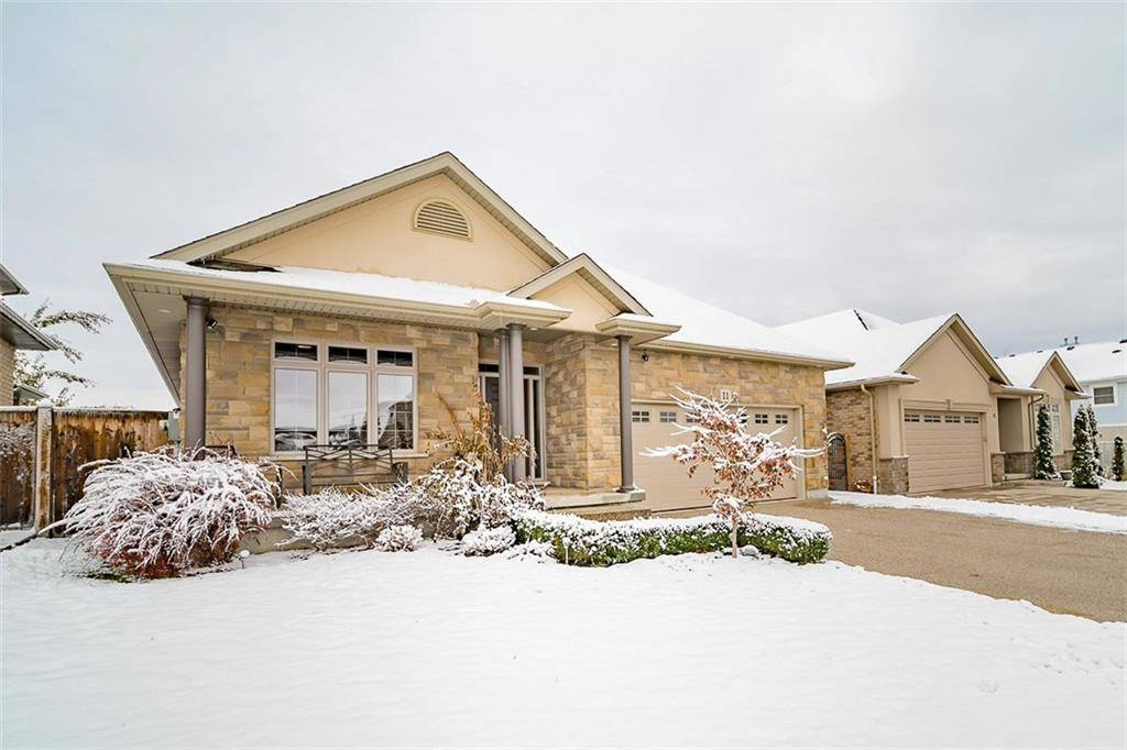 House for sale at 11 Richardson Ct St. Catharines Ontario - MLS: 30776592