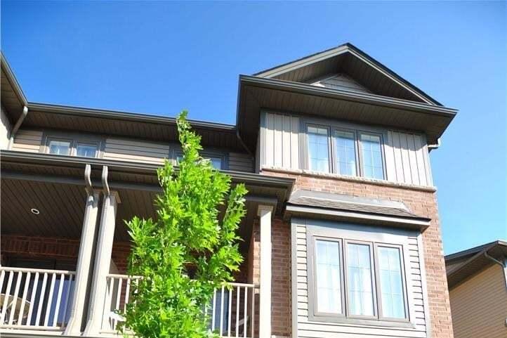 Townhouse for sale at 11 Ridgeside Ln Waterdown Ontario - MLS: H4082134