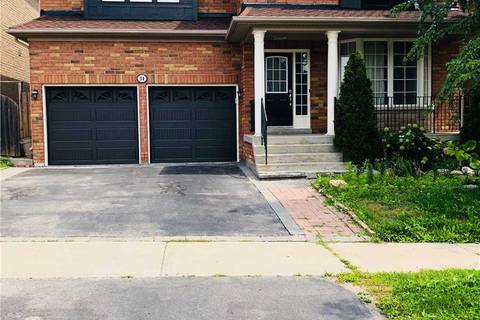 House for rent at 11 Rollinghill Rd Richmond Hill Ontario - MLS: N4467761