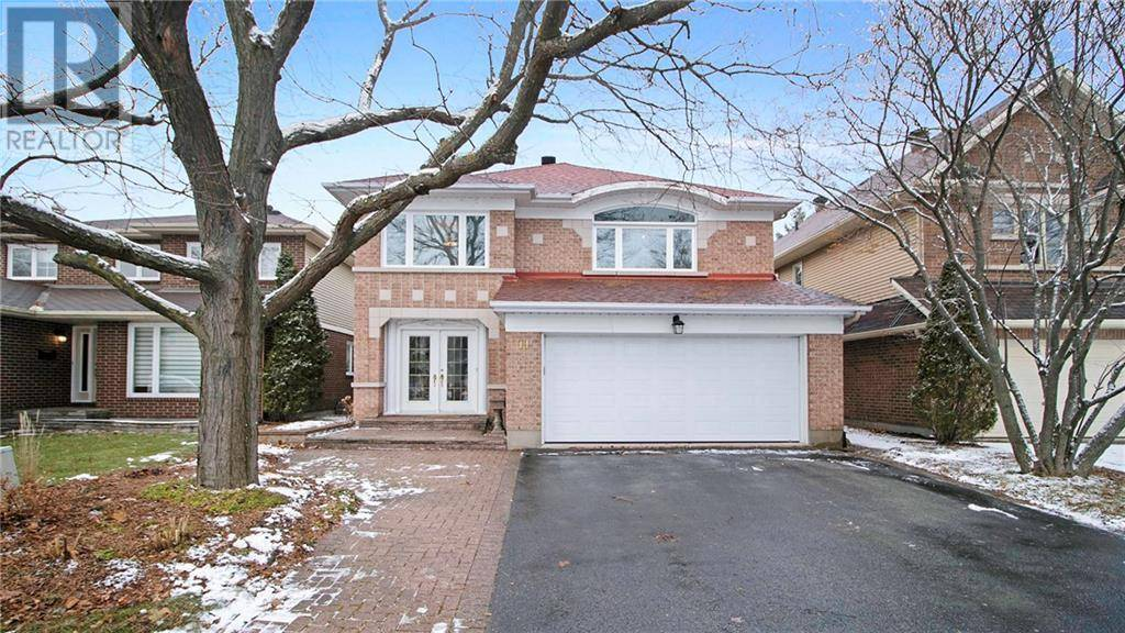 House for sale at 11 Rosemeade Pl Ottawa Ontario - MLS: 1176627
