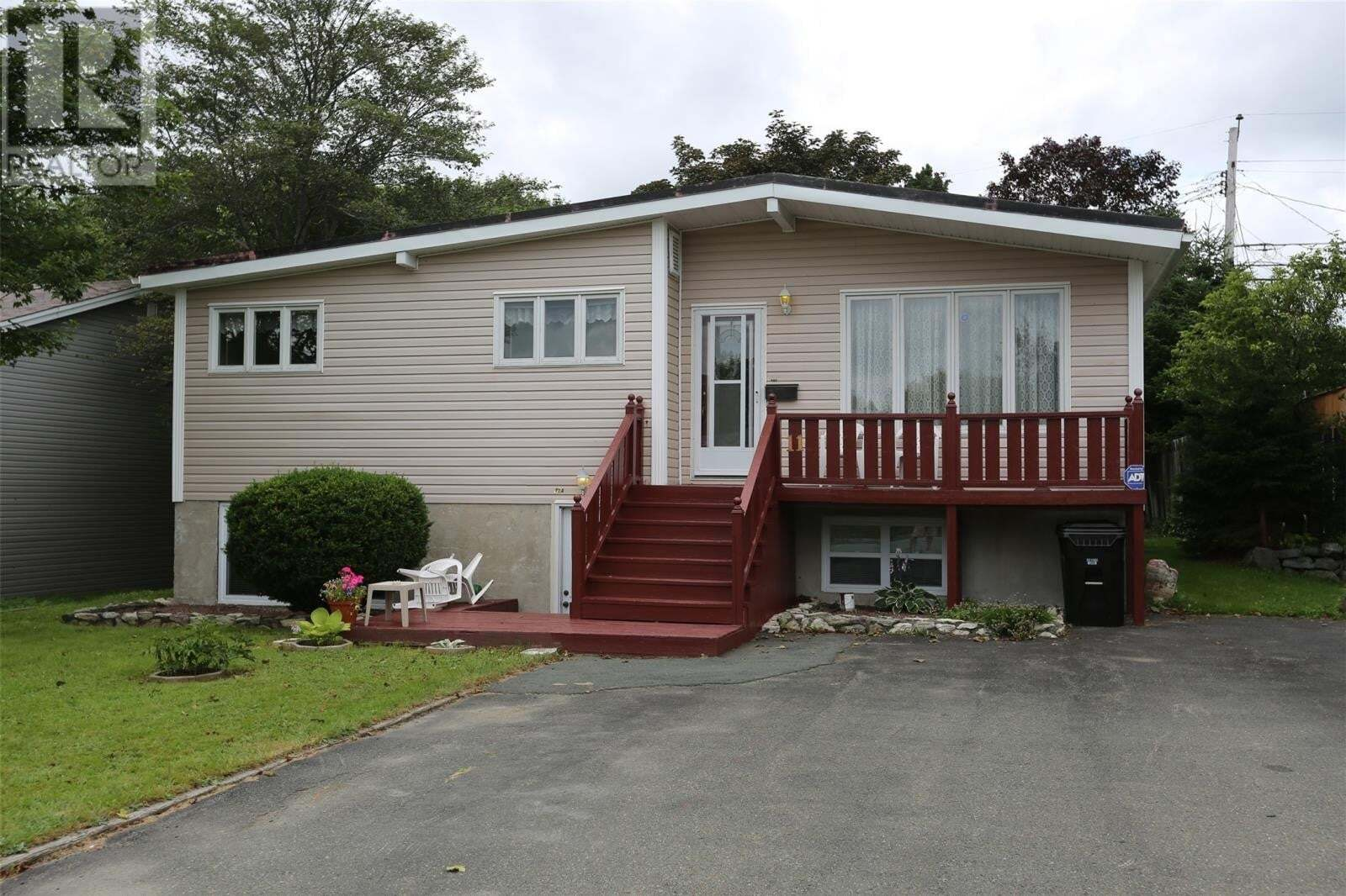 House for sale at 11 Ross Rd St. John's Newfoundland - MLS: 1221888