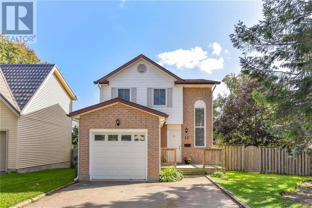 House for sale at 11 Sagewood Pl Guelph Ontario - MLS: 30772105