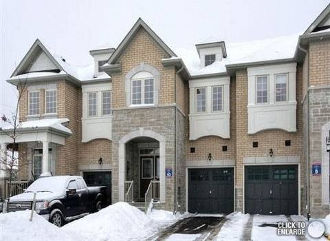 Townhouse for sale at 11 Samba St Richmond Hill Ontario - MLS: N4718981