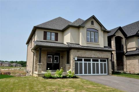 House for sale at 11 Scanlon Pl Ancaster Ontario - MLS: H4049677
