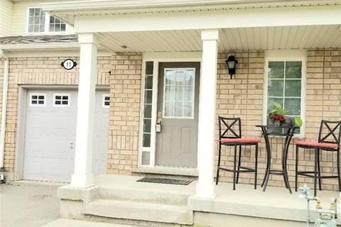 Townhouse for sale at 11 Senior Cres Cambridge Ontario - MLS: 30745527