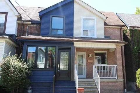 Townhouse for sale at 11 Silver Ave Toronto Ontario - MLS: W4775217