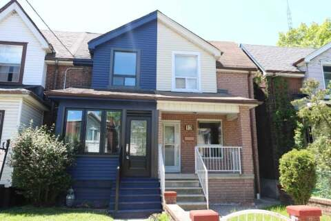 Townhouse for sale at 11 Silver Ave Toronto Ontario - MLS: W4784173