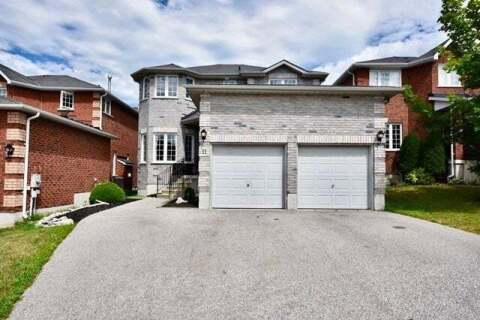 House for sale at 11 Silver Tr Barrie Ontario - MLS: S4841784