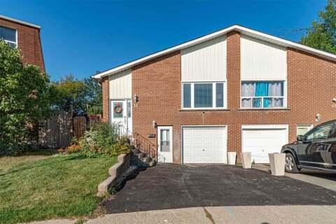 Townhouse for sale at 11 Skegby Rd Brampton Ontario - MLS: W4920962