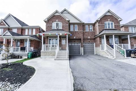 Townhouse for sale at 11 Sleightholme Cres Brampton Ontario - MLS: W4606341