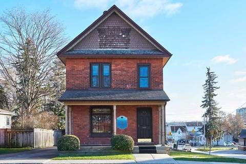Commercial property for lease at 11 Sophia St Barrie Ontario - MLS: S4686144