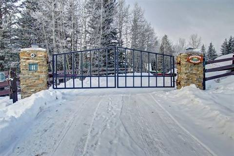 House for sale at 11 Squirrel Cres Bragg Creek Alberta - MLS: C4280421