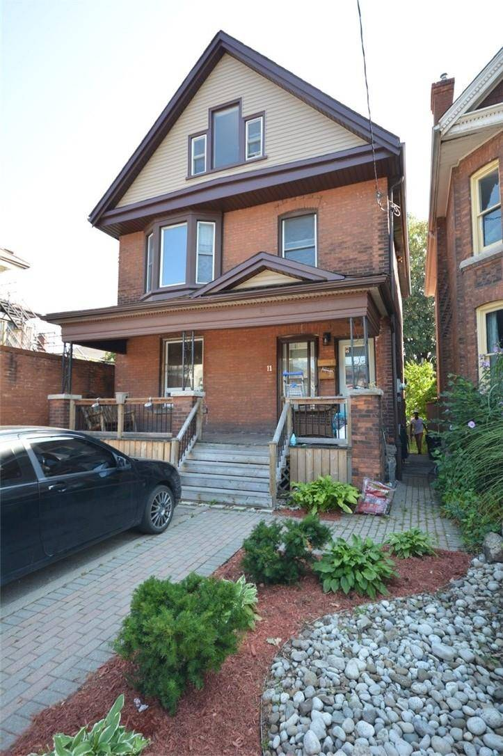 House for sale at 11 St. Clair Ave Hamilton Ontario - MLS: H4064155