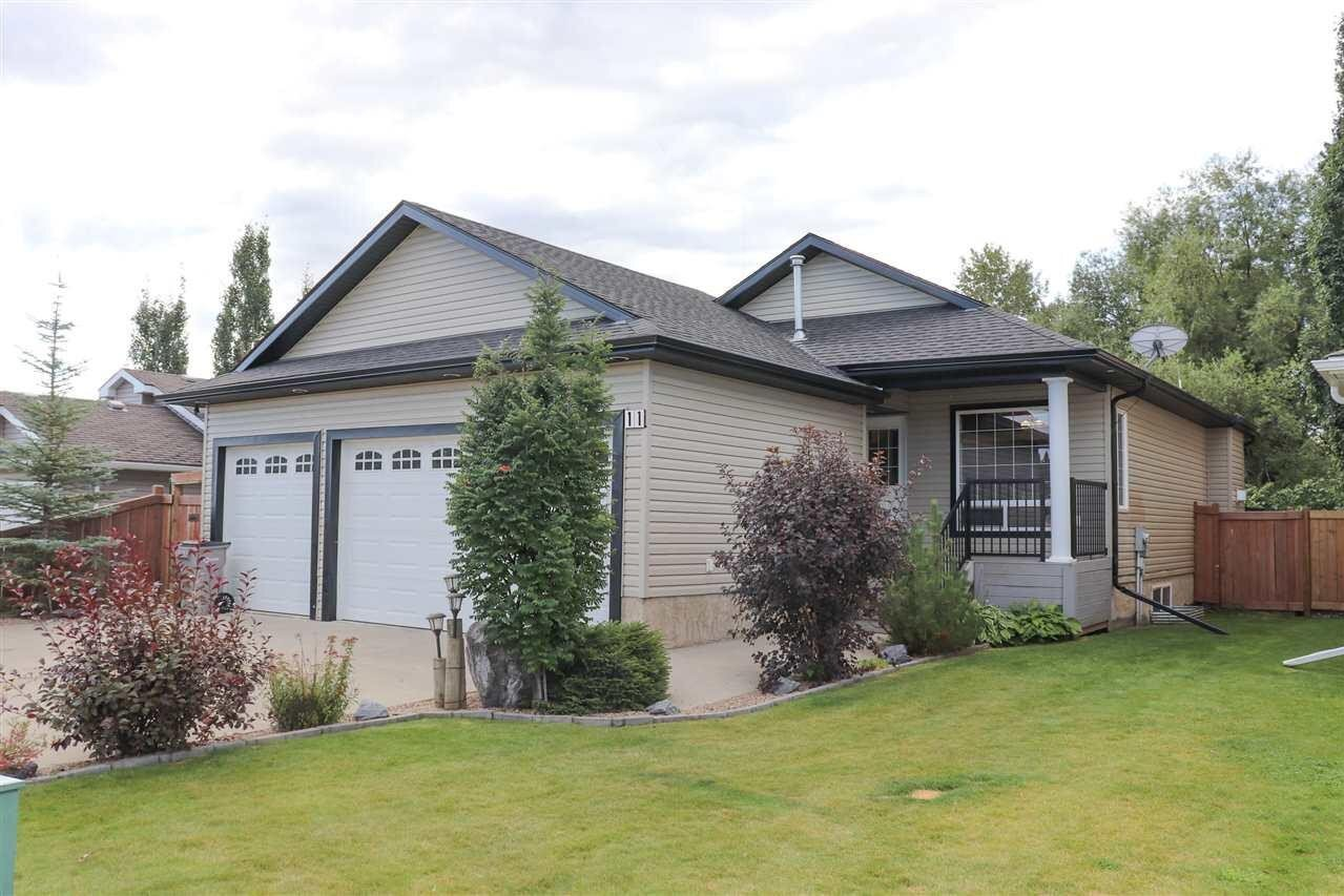 House for sale at 11 Stony Creek Pt Stony Plain Alberta - MLS: E4212318