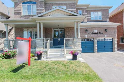 House for sale at 11 Strength St Brampton Ontario - MLS: W4796318