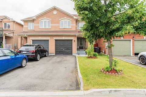 Townhouse for sale at 11 Studebaker Tr Brampton Ontario - MLS: W4516876
