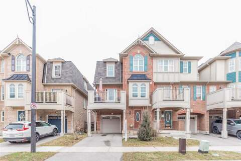 Townhouse for sale at 11 Suitor Ct Milton Ontario - MLS: W4769074