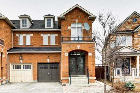 Townhouse for rent at 11 Summit Dr Vaughan Ontario - MLS: N4820033