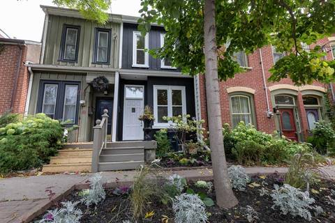 Townhouse for sale at 11 Sword St Toronto Ontario - MLS: C4602419