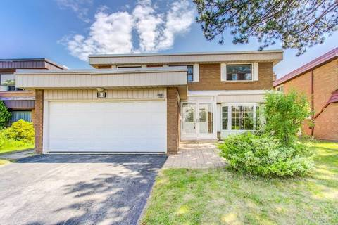 House for rent at 11 Sydnor Rd Toronto Ontario - MLS: C4733571