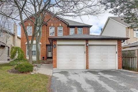 House for rent at 11 Tarlton Ct Vaughan Ontario - MLS: N4491527