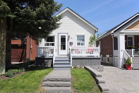 House for sale at 11 Thirty Ninth St Toronto Ontario - MLS: W4457253