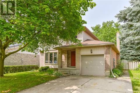 House for sale at 11 Thistledown Dr Kitchener Ontario - MLS: 30750291