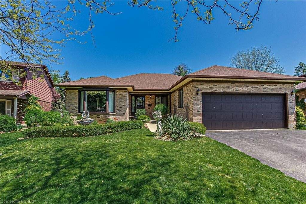 House for sale at 11 Thomson Rd Simcoe Ontario - MLS: 30809459