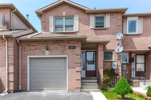 Townhouse for sale at 11 Thorntree Cres Brampton Ontario - MLS: W4515373