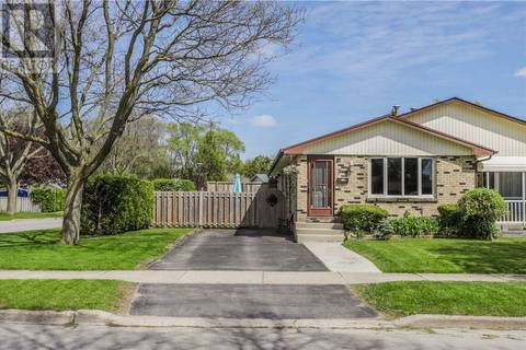 Residential property for sale at 11 Tilipe Rd London Ontario - MLS: 196800