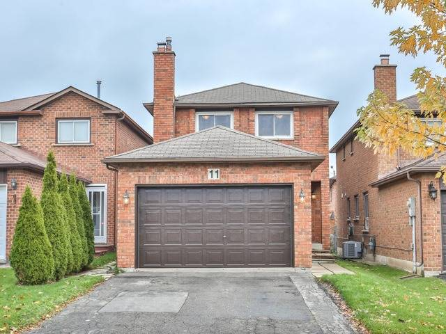 For Sale: 11 Tinti Place, Vaughan, ON | 3 Bed, 4 Bath House for $1,149,900. See 20 photos!