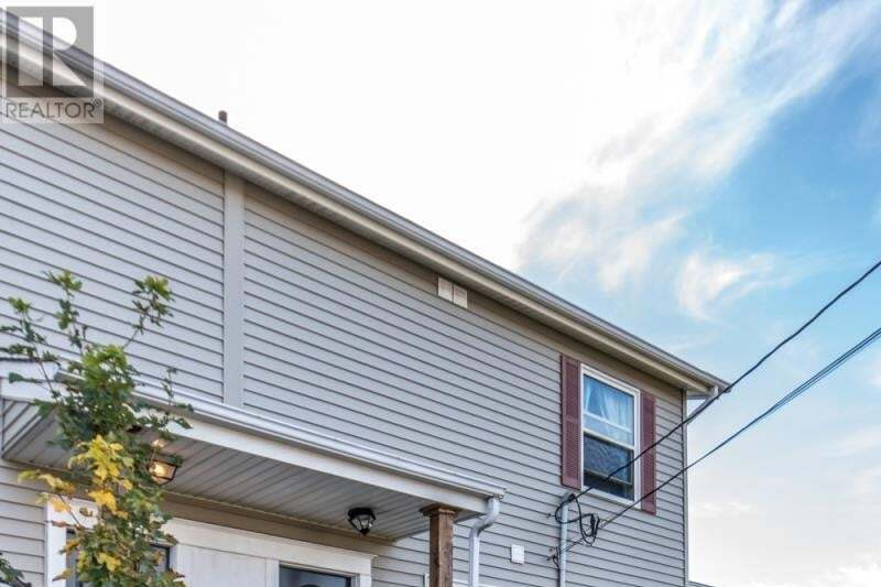 House for sale at 11 Tompkins St St. John's Newfoundland - MLS: 1214662
