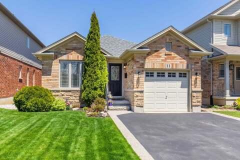 House for sale at 11 Topaz St Hamilton Ontario - MLS: X4767830