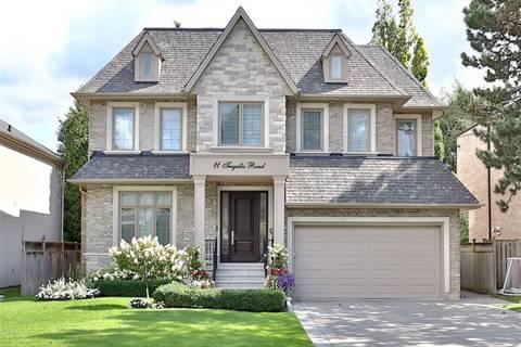 House for sale at 11 Tregellis Rd Toronto Ontario - MLS: C4640061