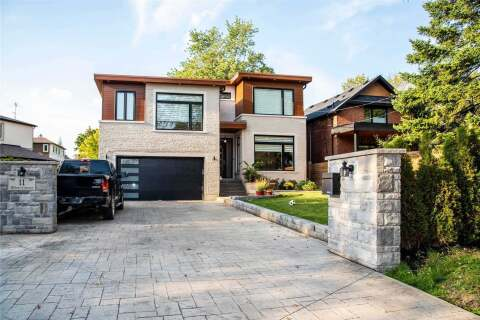 House for sale at 11 Walnut Cres Toronto Ontario - MLS: W4935323