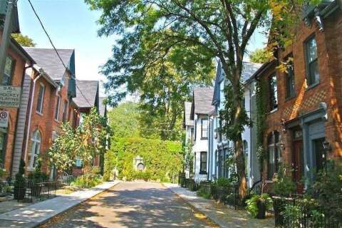 Townhouse for sale at 11 Wellesley Ave Toronto Ontario - MLS: C4775049