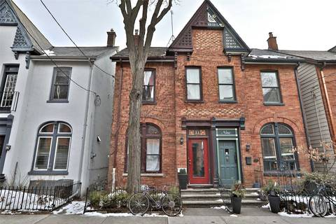 Townhouse for sale at 11 Wellesley Ave Toronto Ontario - MLS: C4702603